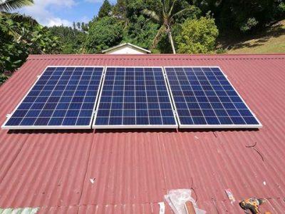 solar fiji