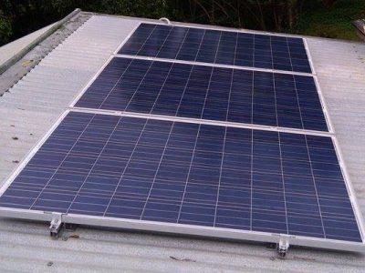 Solar Installation Completed in Cevai, Kadavu, Fiji Island