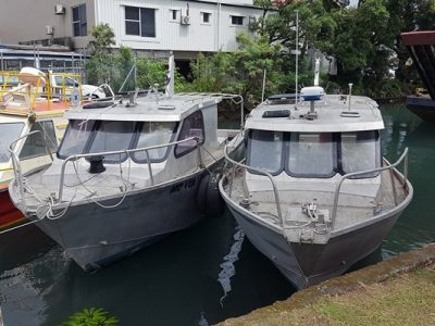 Solar Installation Completed in Medical Boat