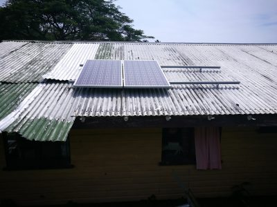 Solar System for Ministry of Health