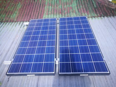 Solar Installation Completed in the highlands of Namosi