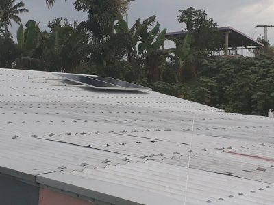 Solar System Installation Completed in Ra