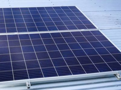 Solar System Installation Completed at Nasau, Koro Island