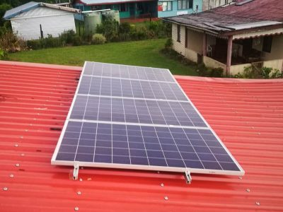 Solar System Installed in Taveuni Island