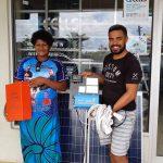Offgrid Solar System in Vatulele Fiji