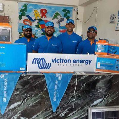 Solar Fiji - Victron Energy