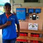 Hybrid Solar System Completed in Nadi