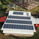 Commercial Off Grid Solar System in Taveuni, Fiji