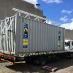 Portable 20ft Container Stand Alone Power Plant