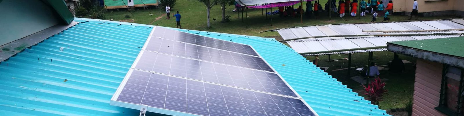 Offgrid Solar System Completed in Saqani