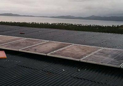 Offgrid Solar System in Savusavu