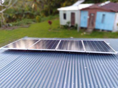 Solar System Completed in Togovi, Kadavu