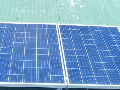 Offgrid Solar System for Ministry of Agriculture in Moala, Lau Island, Fiji