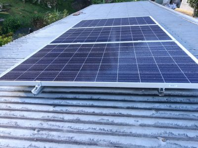 Offgrid Solar System in Kadavu, Fiji