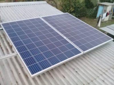 Solar System Completed in Savusavu