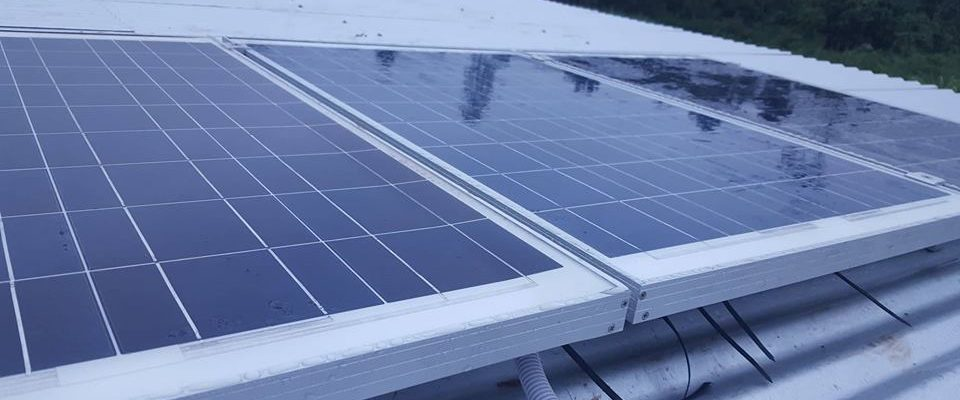 Farm House Solar System Completed in Lami