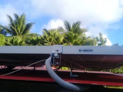 Solar System Installed in Rotuma Island