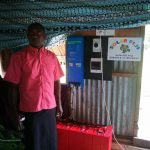 Ministry of Fisheries Hands Over Two Solar Freezers to Fishermen in Udu, Totoya, Lau