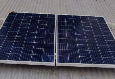 Solar System Completed in Saqani Village, Cakaudrove