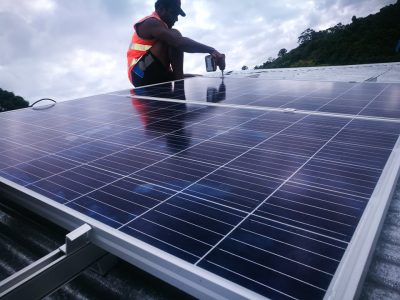 Solar System Completed in Cunningham, Suva