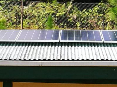 Solar System Completed for Thomas Baker Secondary School
