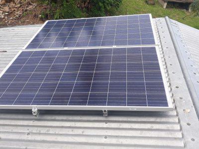 Offgrid Solar System Completed in Nabukelevu, Kadavu