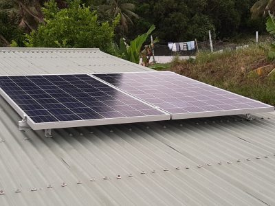 Offgrid Solar System for Yasayasa Moala Collage