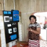 Solar System Completed in Moala, Lau Island