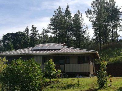 Offgrid Solar System in Bua, Vanua Levu, Fiji