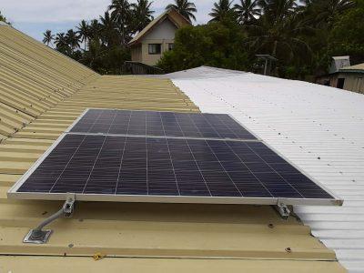Offgrid Solar System in Nabouwalu