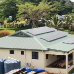 Off Grid Solar System in Port Vila, Vanuatu