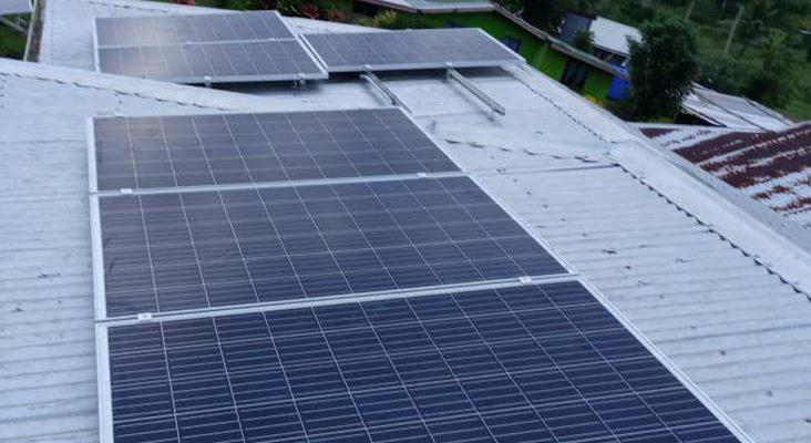 Offgrid Solar System Ra, Fiji