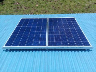 Offgrid Solar System in Moala Lau Island