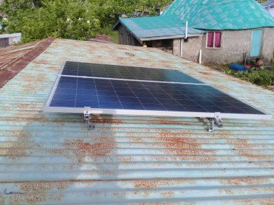 Offgrid Solar System in Totoya Lau Island