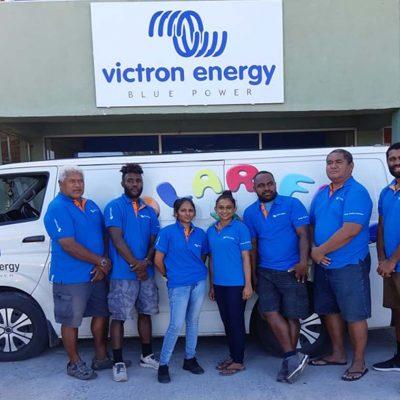 Solar Fiji Team