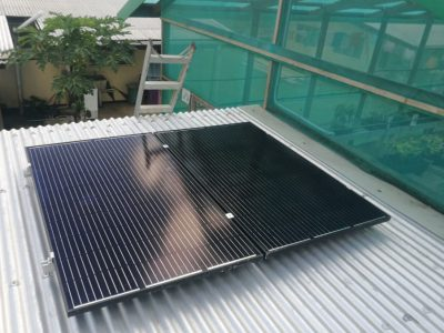 Offgrid Solar System for Ministry of Fisheries and Forestry in Vunivivi, Nausori