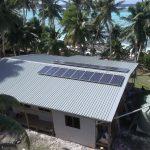 Off Grid Solar System in Rotuma, Fiji