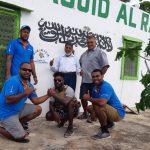 Offgrid Solar System for Masjid Al Rahim