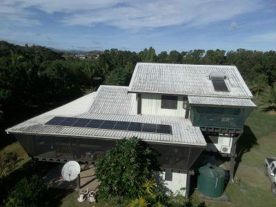 Offgrid Solar System in Nadi
