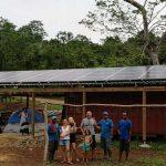 Commercial Victron Off Grid Solar System for Vatulutu Resort, Fiji
