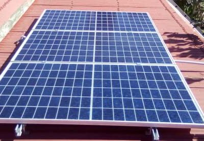Ministry of Fisheries Hands Over Solar Freezer