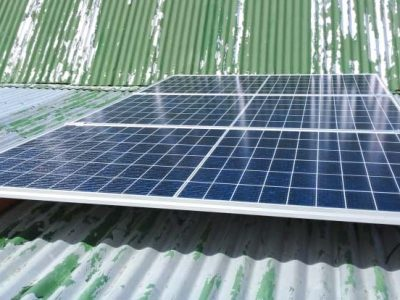 Ministry of Fisheries Hands Over Second Solar Freezer