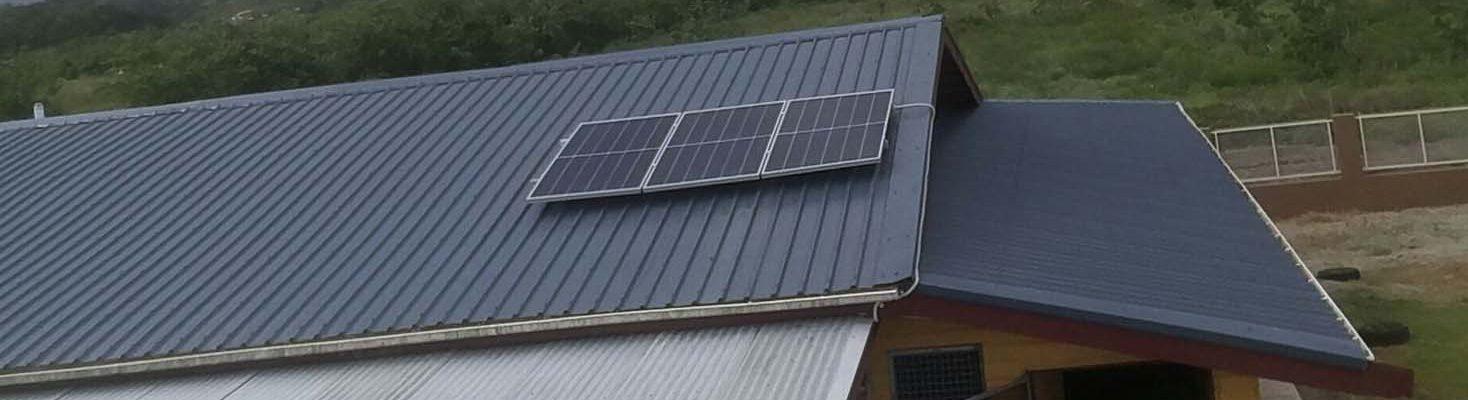 Hybrid Solar System in Sigatoka