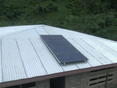 Offgrid Solar System in Cakaudrove